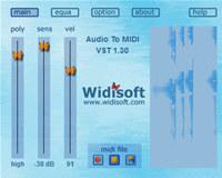 Audio To MIDI VST (MAC)