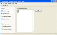Avensen Domain Name Finder