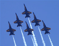Best of Blue Angels Screensaver
