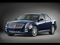 Cadillac STS Screensaver screenshot medium