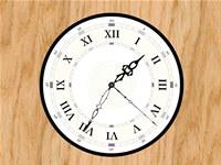 Classic Clock ScreenSaver