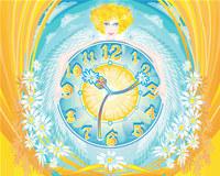 Daisy Clock ScreenSaver