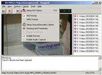 DV MPEG4 Maker