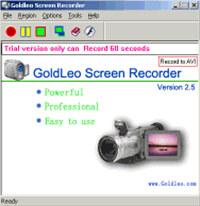 GoldLeo Screen Recorder