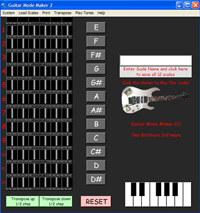 Guitar Mode Maker 2