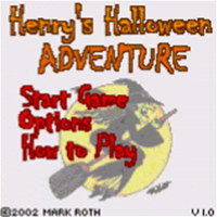 Henry s Halloween Adventure