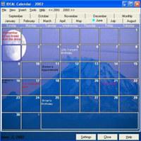 IDEAL Calendar