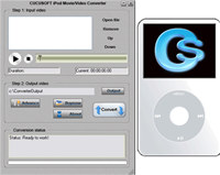 iPod Movie/Video Converter Pro v3.77