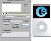 iPod Movie/Video Converter Pro v3.77