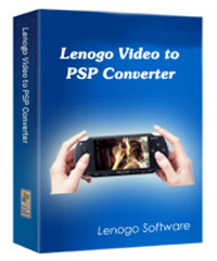 1st Lenogo Video to PSP Converter