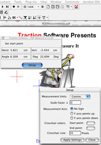 Mac PDF Measure It