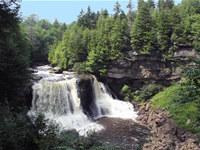 Majestic Waterfalls Screensaver screenshot medium