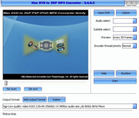 Max DVD to 3GP MP4 Converter