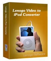 1st Lenogo Video to iPod Converter
