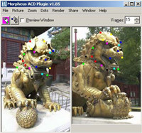 Morpheus Photo Animator screenshot medium