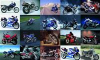 Motor Bikes Photo Screensaver