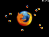 MyFireFox.co.uk screensaver