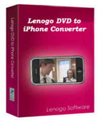 Lenogo DVD to iPhone Converter Four