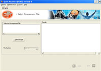 RAID 0 Data Recovery by Unistal