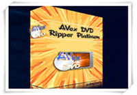 1st Avex DVD Ripper Platinum