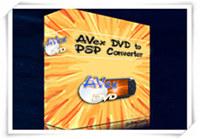 1st Avex DVD to PSP Converter