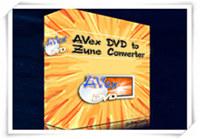 1st Avex DVD to Zune Converter