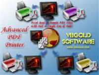 Advanced PDF Printer Prof. Edition