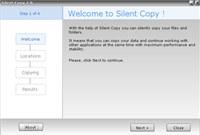 Silent Copy