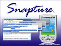 Snapture for Pocket PC