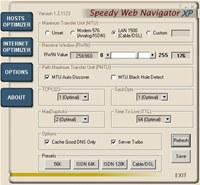 Speedy Web Navigator XP