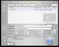 U2Sea All Video To Apple TV Converter