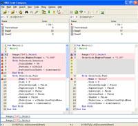VBA Code Compare screenshot medium