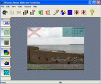 WheresJames Webcam Publisher