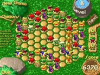 WildSnake Puzzle: Harvest Lines