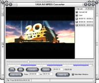 YASA AVI MPEG Converter