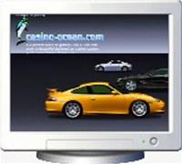 Cars Screensaver from Online Casino