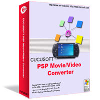 Cucusoft PSP Movie Converter Four