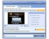 FLV to MPEG Converter