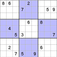 1000 Hard Sudoku screenshot medium