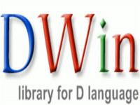 D Programming Language Library DWin