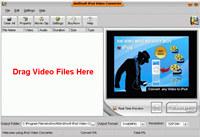 IPod Video Converter Expert screenshot medium