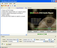 DVD Audio Ripper Purpose Tool