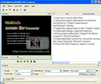 Universal AVI/WMV 3GP Converter