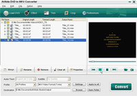 EZuse DVD To MKV Converter
