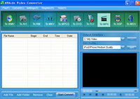 EZuse Video Converter screenshot medium