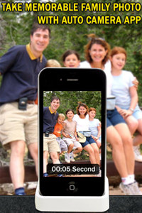 Timer Auto-Camera - Set Seconds To Click screenshot medium
