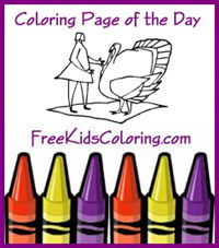 Coloring Page of the Day