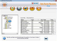 Data Recovery iPod Files