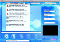 DVD To PSP Converter for MAC(intel)