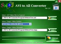 SWiJ AVI to All Converter